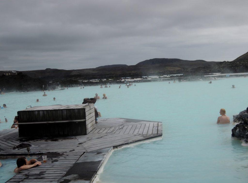 Blue lagoon /modrá laguna/