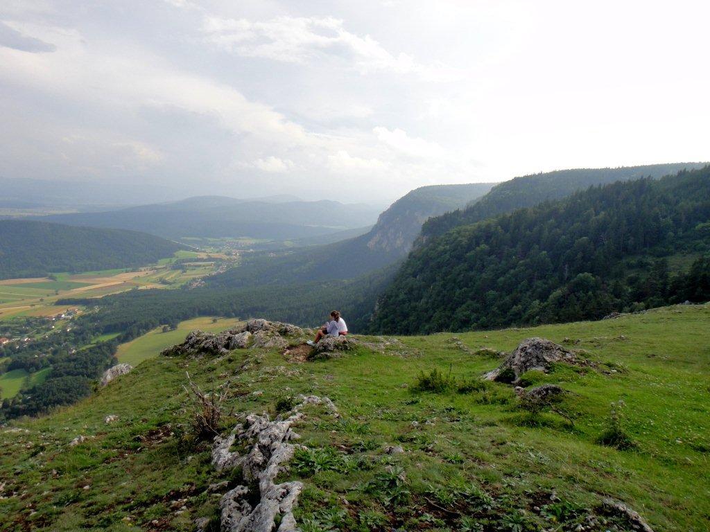 Lezení v Hohewand