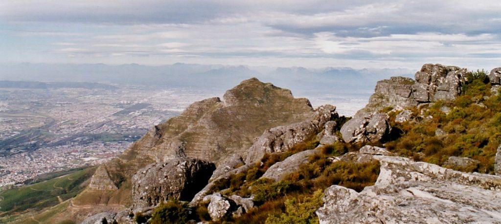 výhled Stolová hora