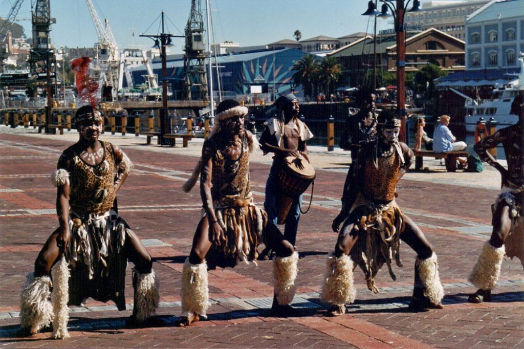 tanec Zulu