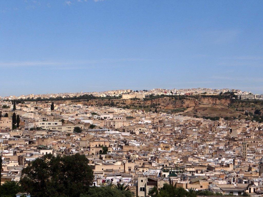 město Fes