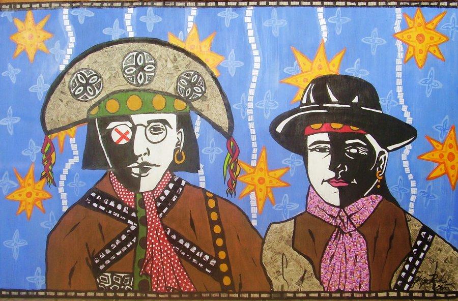 Lampio e Maria Bonita