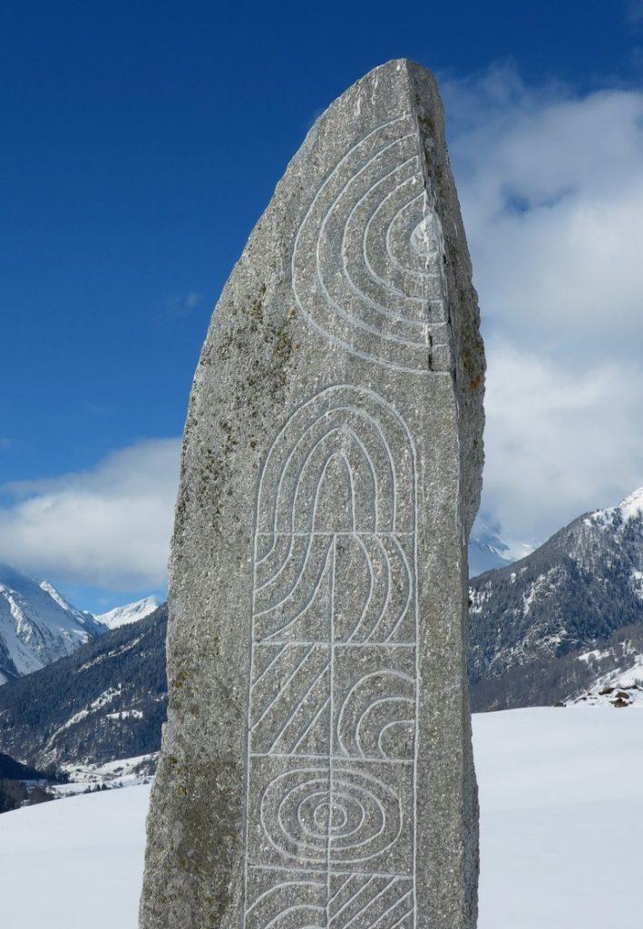 Menhir Franz Baumberger