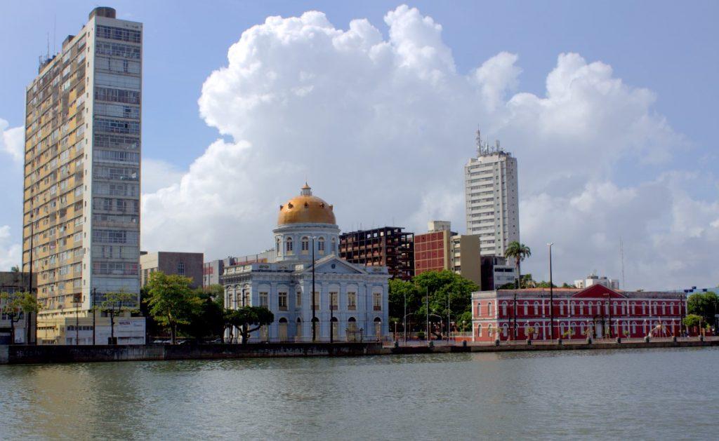 Pohled z Avenida Rio Branco