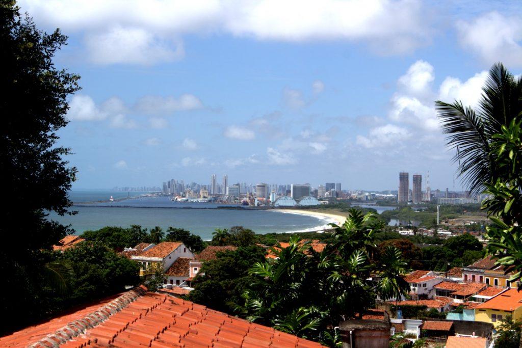 pláž Olinda