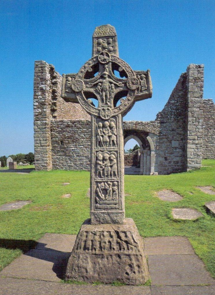 klášter Clonmacnoise