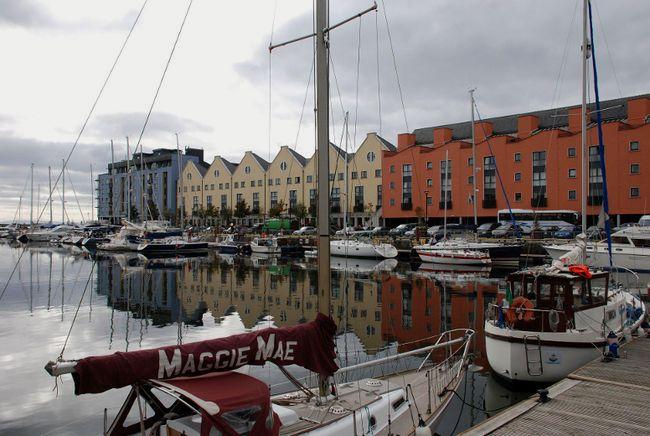 přístav Galway