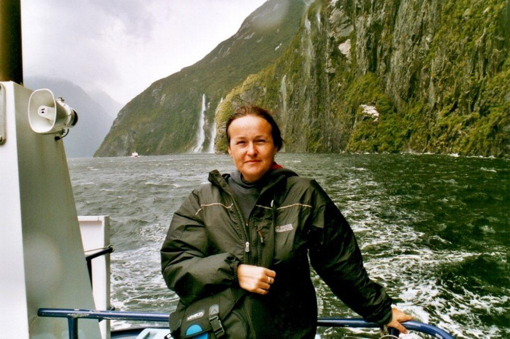 Milford Sound za deště