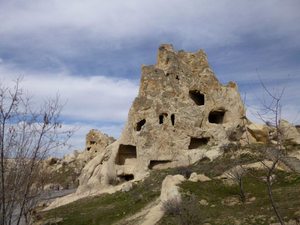 Muzeum pod širým nebem v Göreme