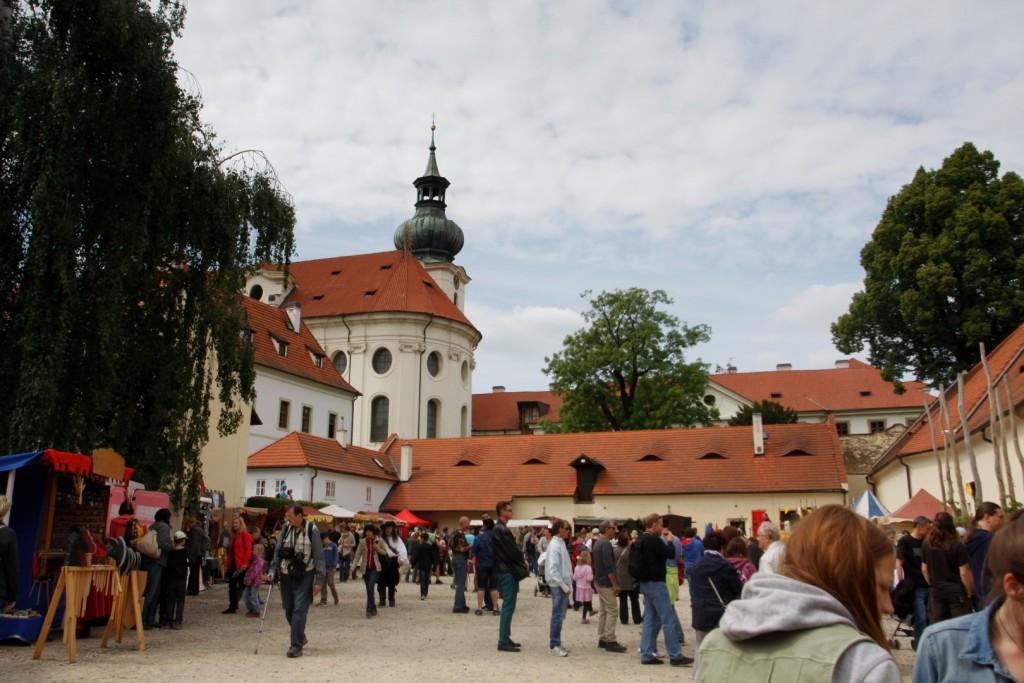 Středověké slavnosti Břevnov