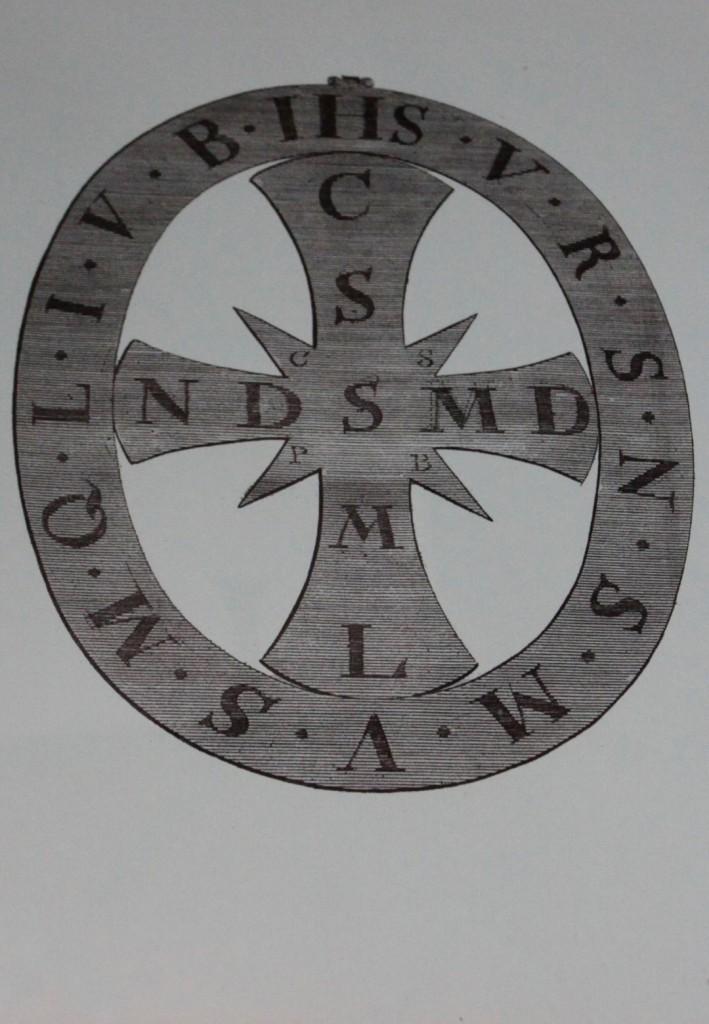 Kříž svatého Benedikta