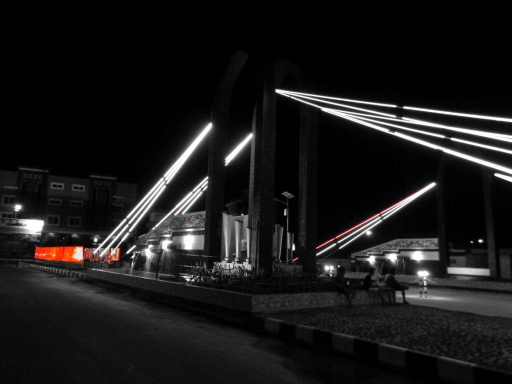 Cesta na Tarakan