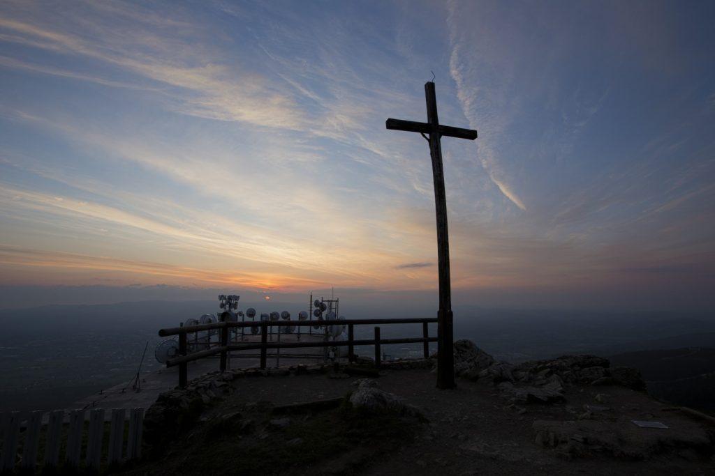 Kříže na Ještedu