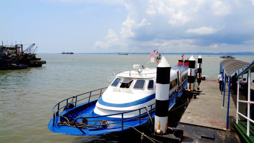 přístav Tawau
