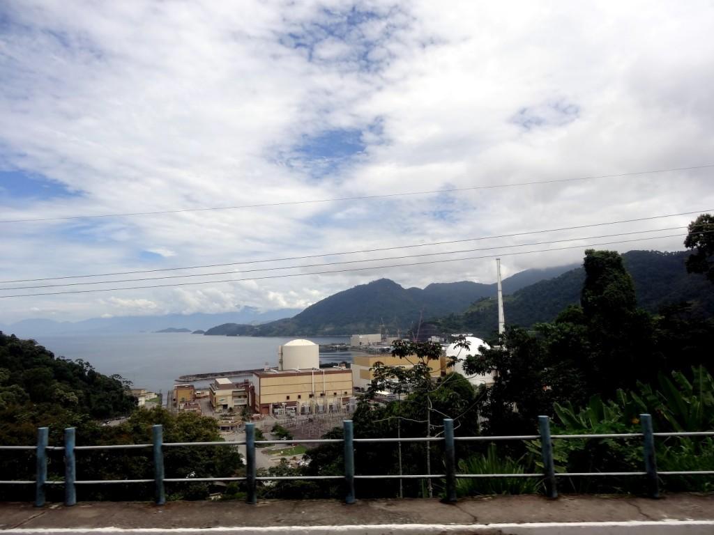jaderná elektrárna Angra