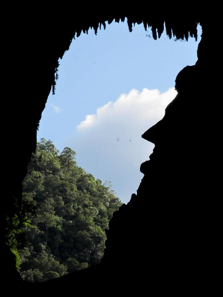 Lincoln v Deer cave