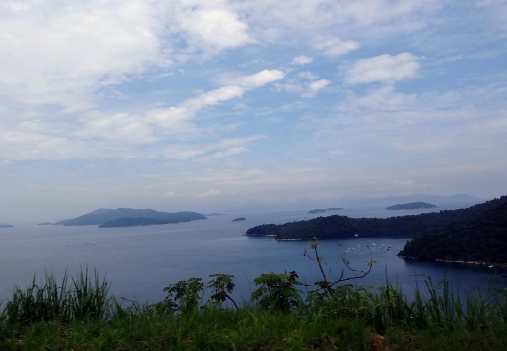 cesta  oblastí Costa Verde