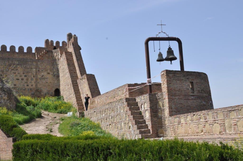 pevnost Nariqala
