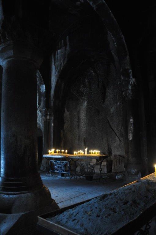 Geghardský klášter