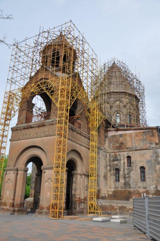 Katedrála Echmiadzin