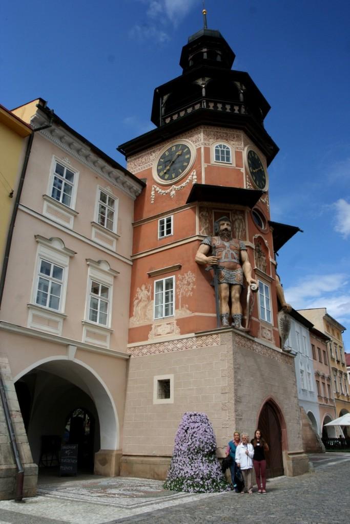 náměstí Hostinné
