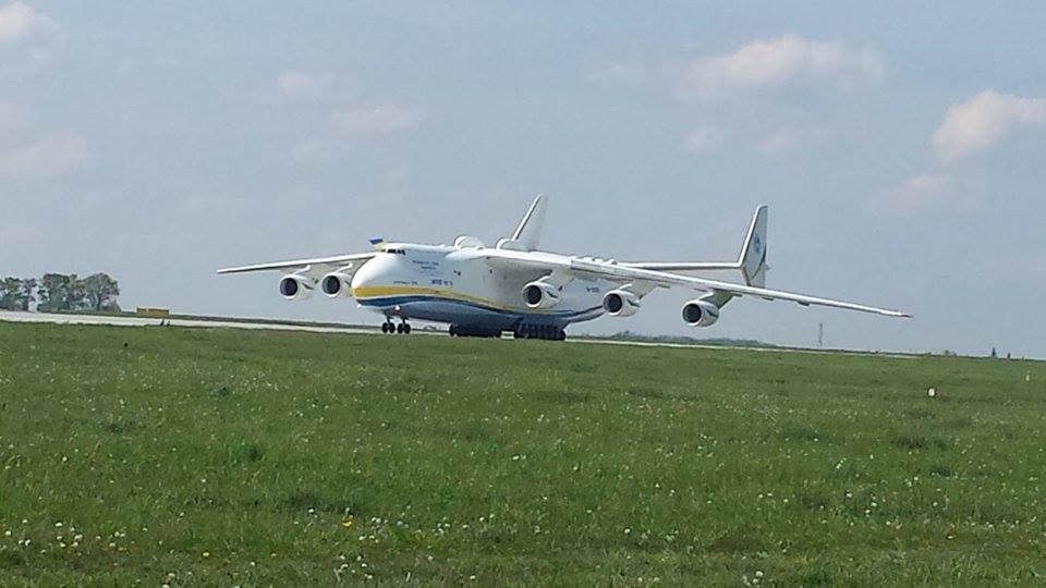 antonova an-225 mriya