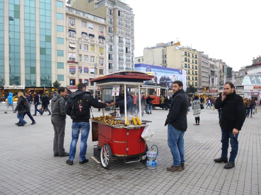 Taksim meydani