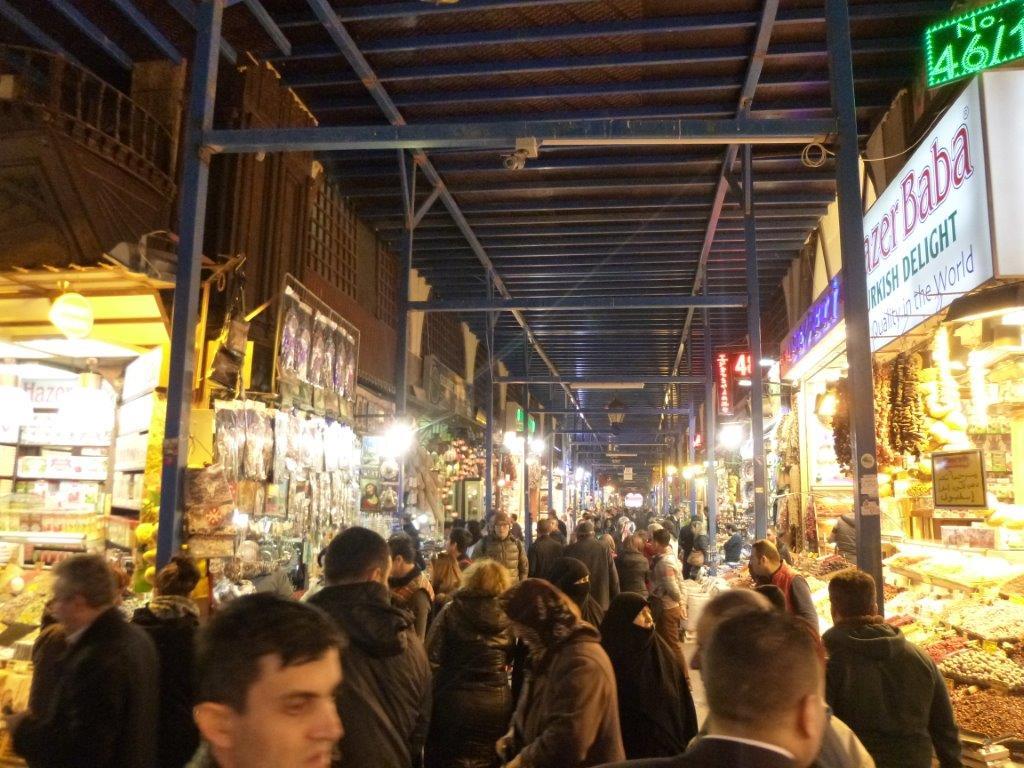 Egyptský bazar