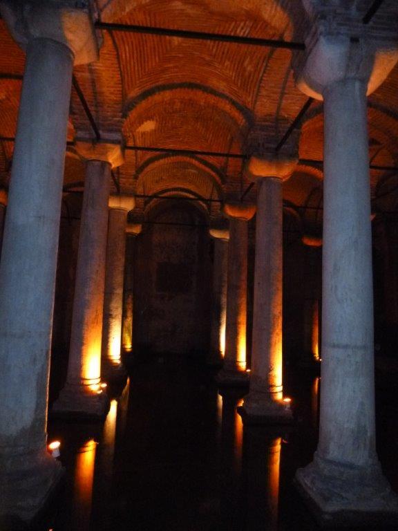 Cisterna Baziliky