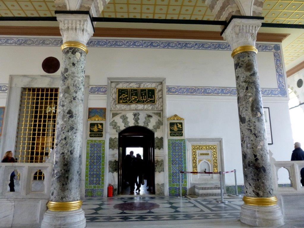 Topkapi palác