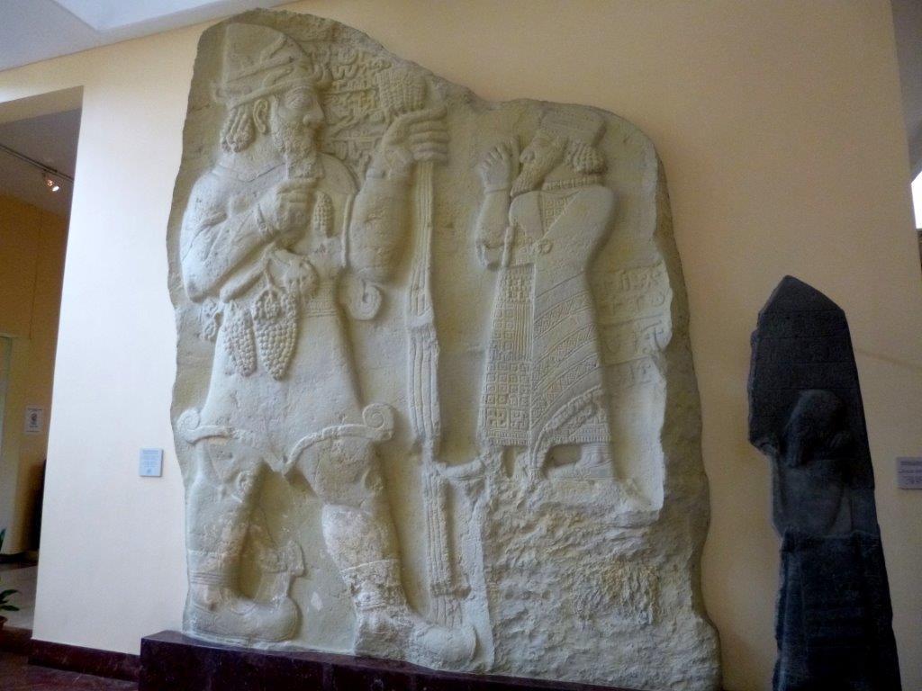 Istanbulské Archeologické muzeum
