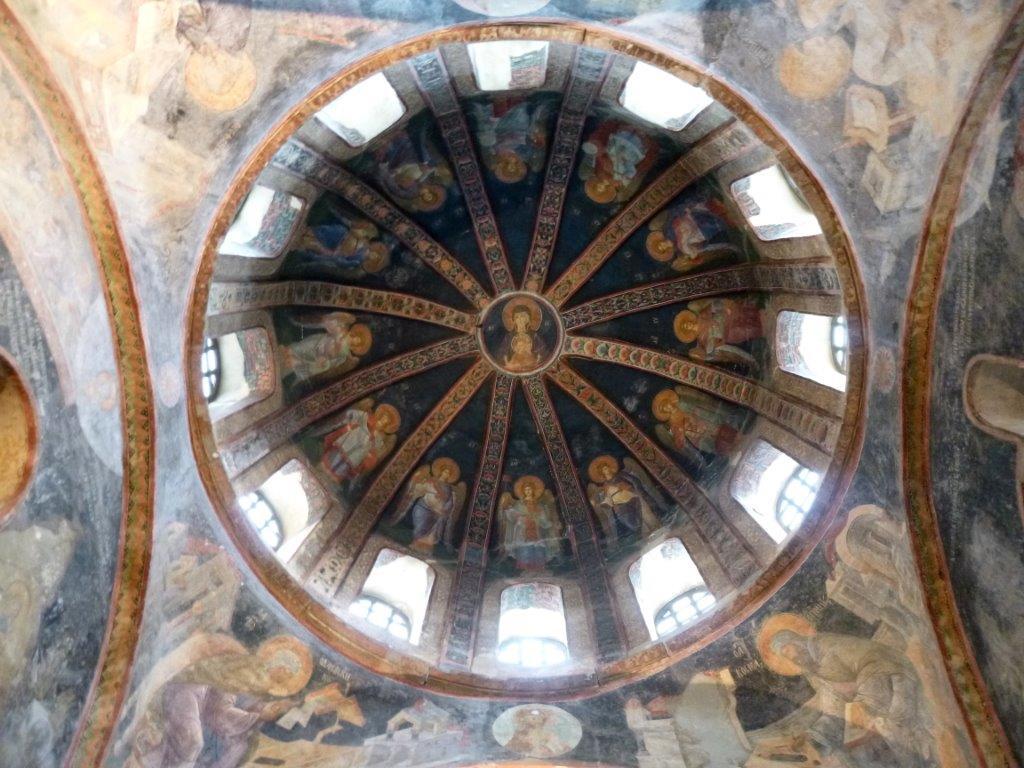 kostel Chora