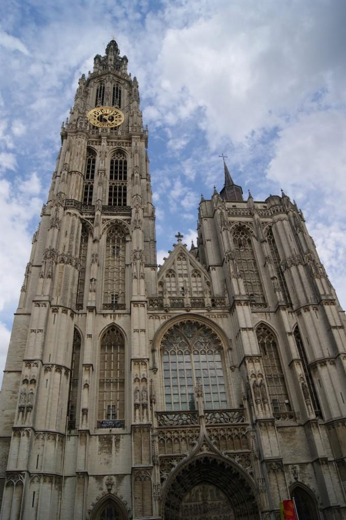 Katedrála Antverpy