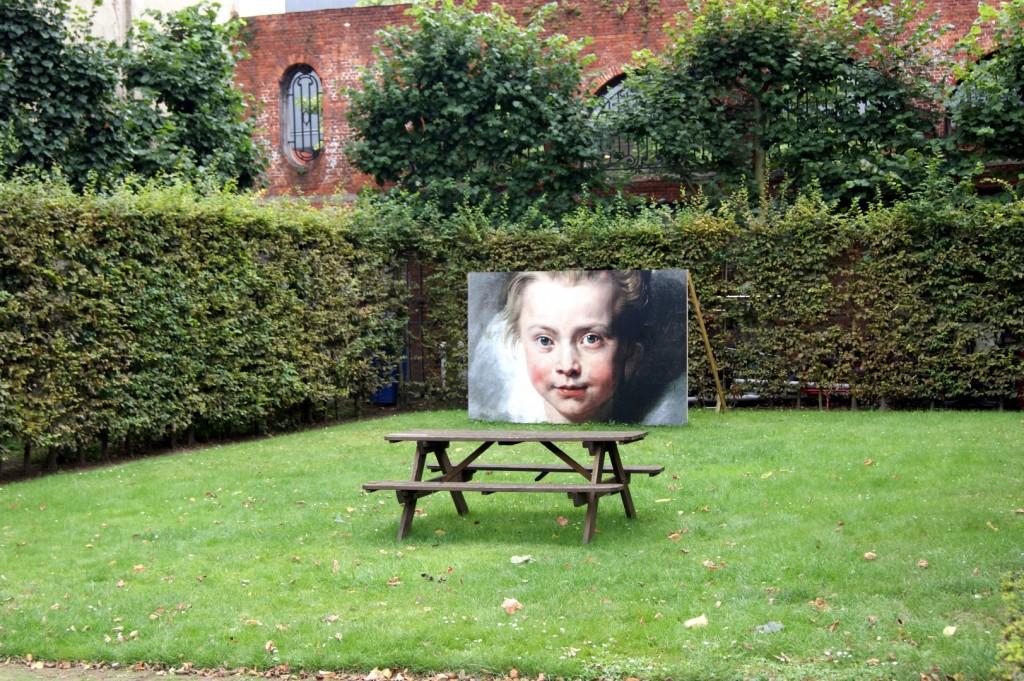 Rubenshuis - zahrada