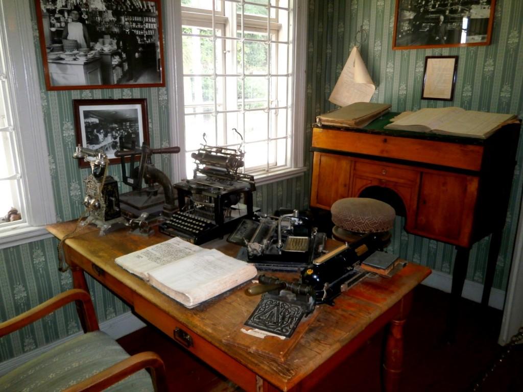 rejdařská kancelář