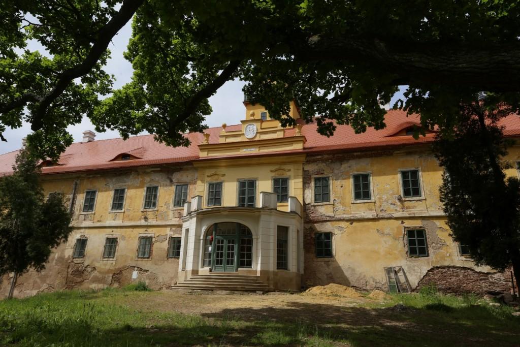 zámek Štědrá