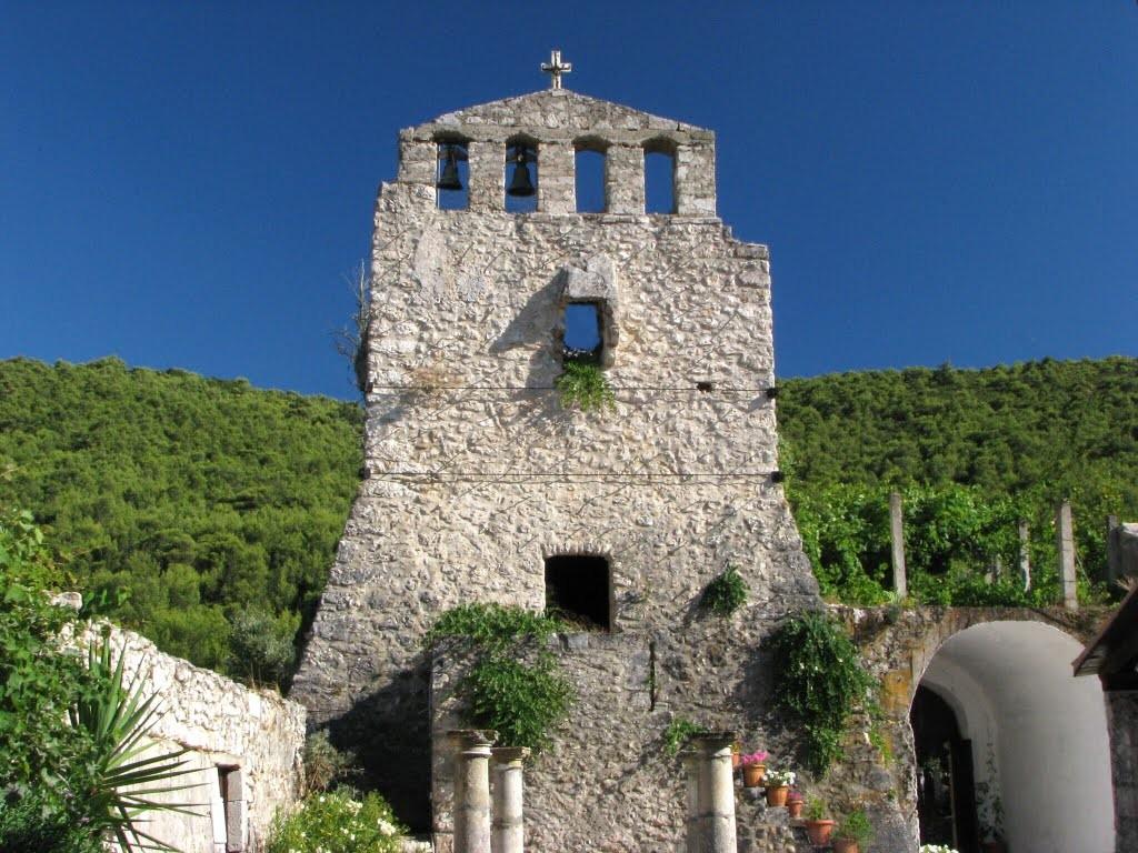 Anafonitria klášter Panny Marie
