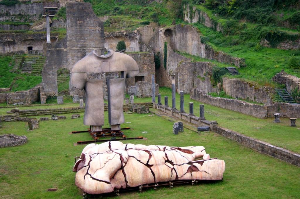Il teatro romano di Vallebuona