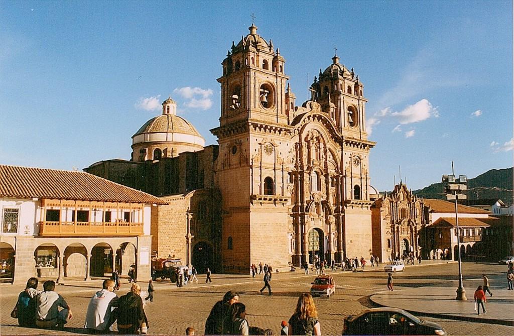 Katedrála Cusco