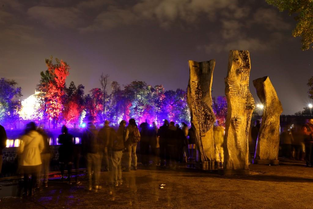 Signal festival světla - Praha 2015