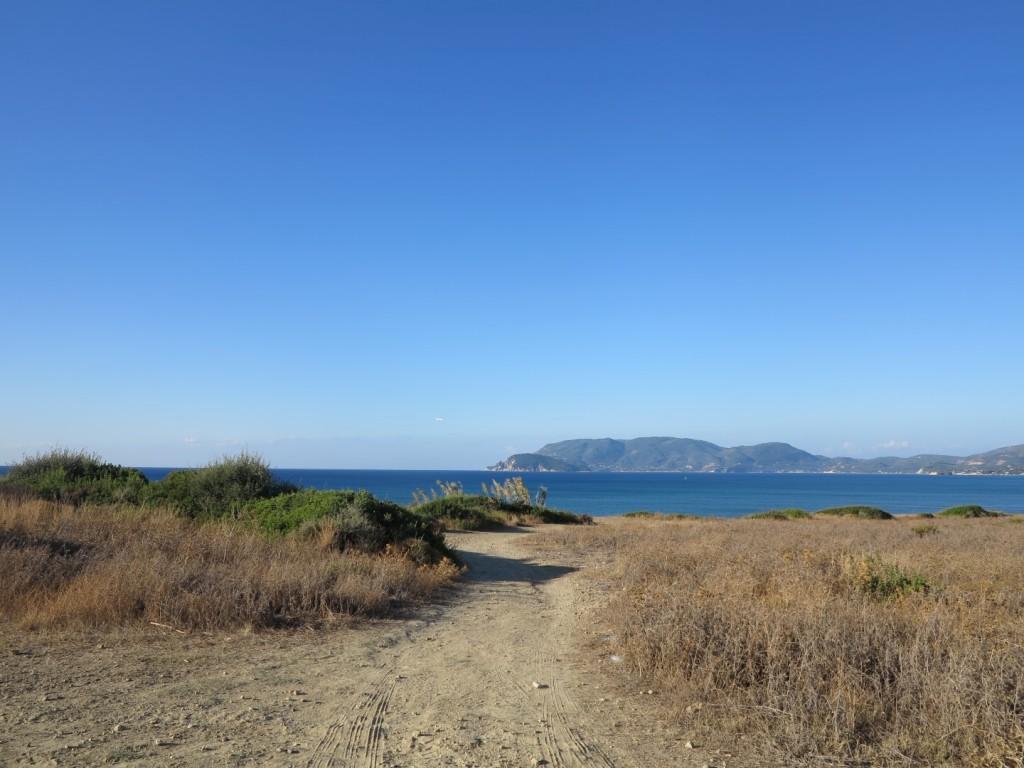 cesta na Skopos