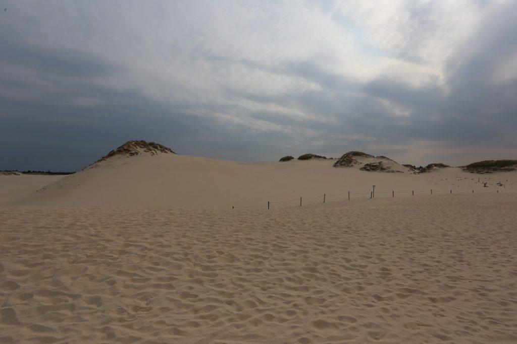 Písečné duny - Slowinský NP