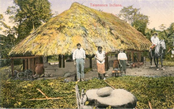 původní obyvatelé