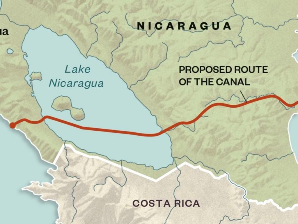 Nicaragua cana
