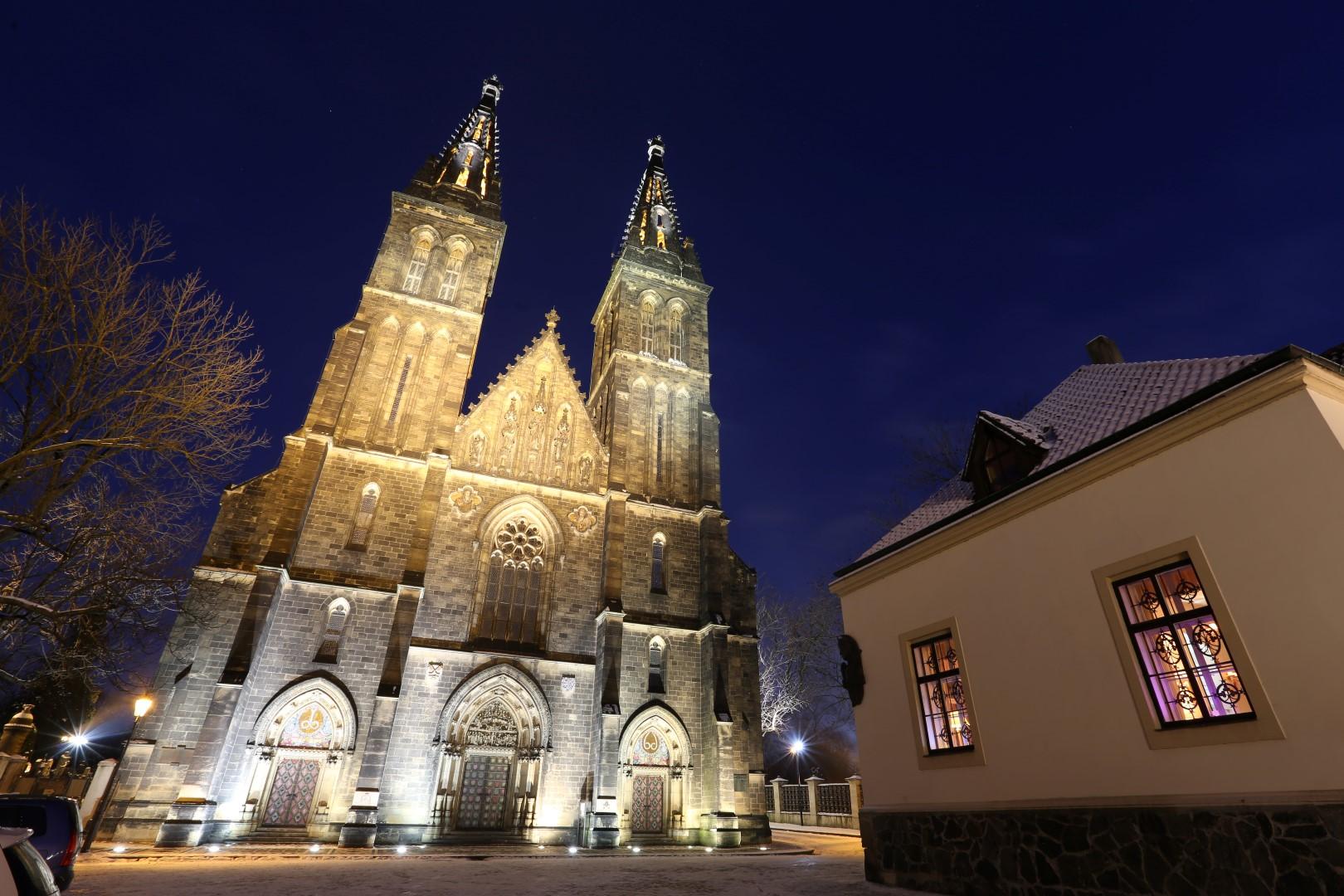 Bazilika sv. Petra a Pavla Vyšehrad
