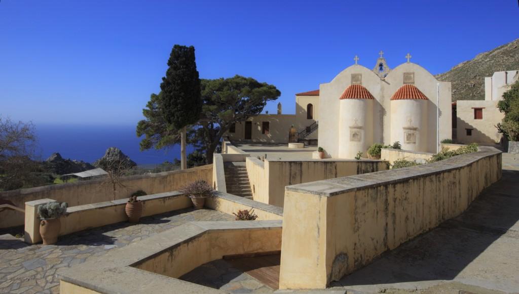 klášter Preveli