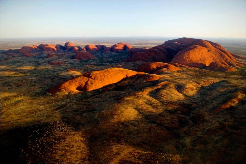 Uluru-Kata Tjuta-National Park