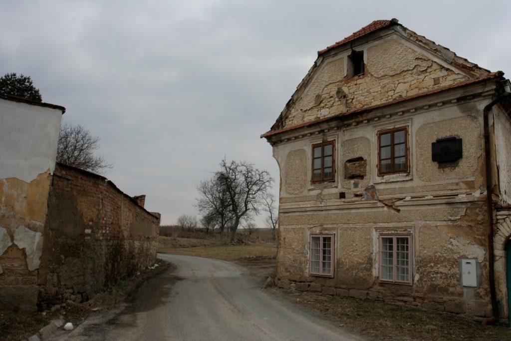 rodný dům Karla Tomana