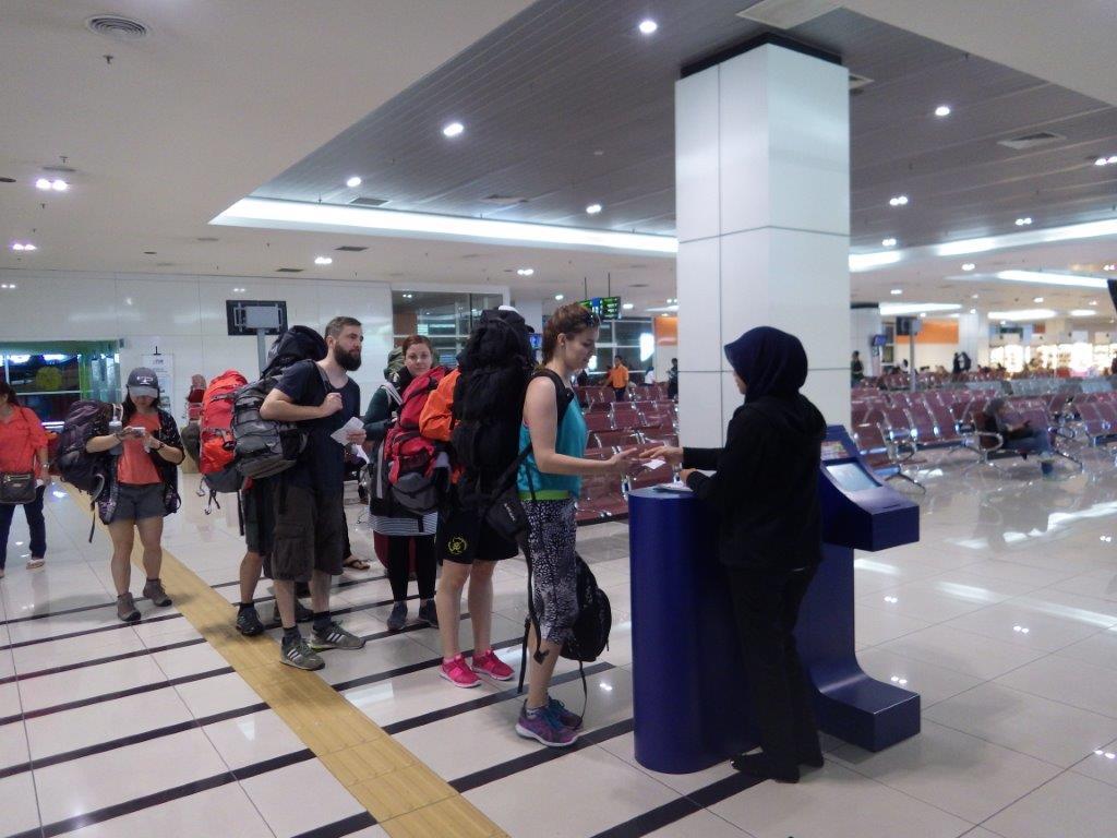 Nádraží v Kuala Lumpur