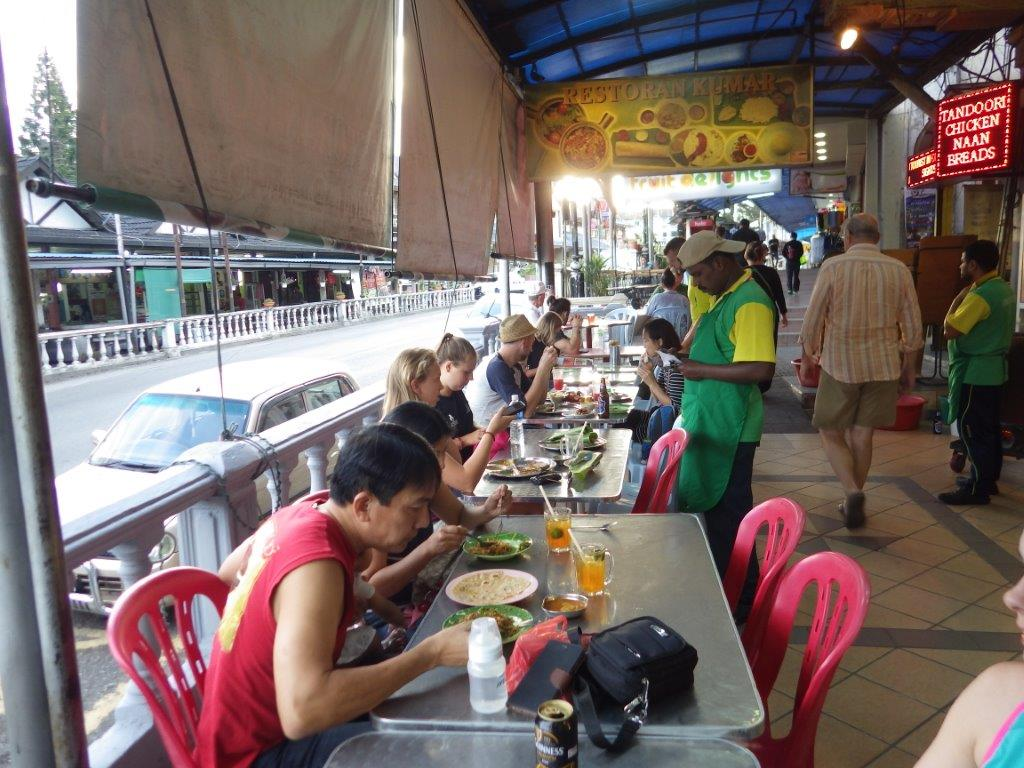 Jídlo v Malajsii